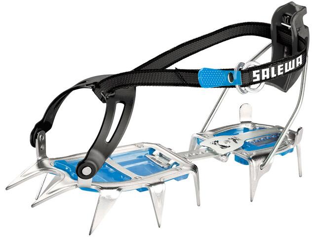 SALEWA Alpinist Alu Combi, steel/blue